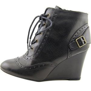 Chinese Laundry Gray Booties